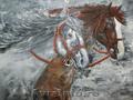 Tablou-pictura pe panza in ulei