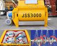 Mixer de beton JSS «Changli» Spiral 2 Arbore
