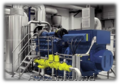 Centrala cu piston cu gaz SUMAB (MVM) 800 kW