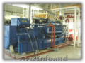 Piston cu gaz cu piston SUMAB (MVM) 4 000 kW